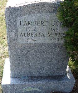 Alberta M. <i>Coupe</i> Cone