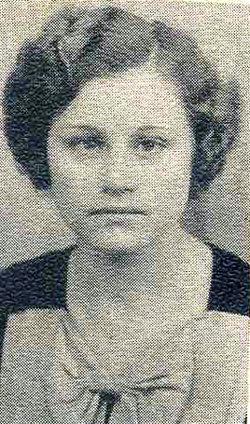 Mildred Midge <i>Biggs</i> Mahaffey