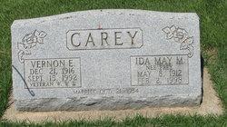 Ida May <i>Frey</i> Carey