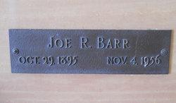 Joe R. Barr