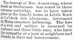 Ann E Armstrong