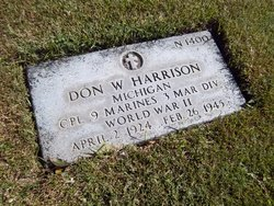 Corp Don W Harrison