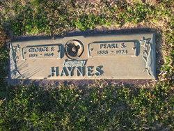 George Frank Haynes