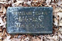 William Leon Mathis