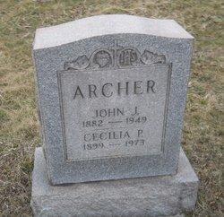 Cecilia P Archer