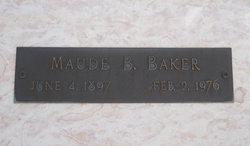 Maude B. Baker