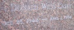 Donald W Casey