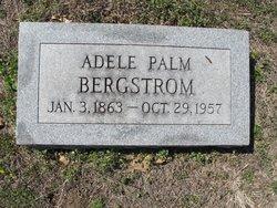 Adele <i>Palm</i> Bergstrom