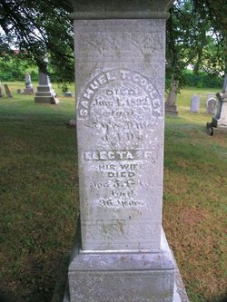 Electa F. <i>Woodruff</i> Cooley