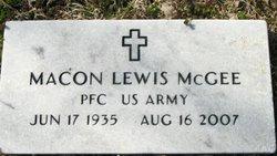 Macon Lewis McGee