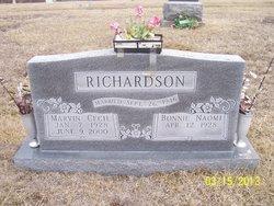 Marvin Cecil Richardson
