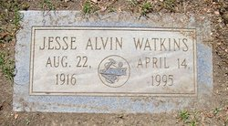 Jesse Alvin Watkins