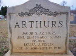 Jacob Sidney Jake Arthurs