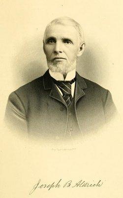 Joseph Burton Aldrich