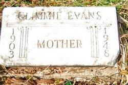 Clemmie <i>McKinney</i> Evans