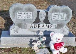 Darlene F <i>Ross</i> Abrams