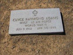 Clyce R. Adams