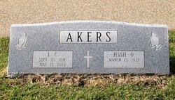 Jessie Mae <i>O'Rear</i> Akers