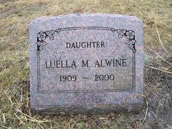 Luella May Alwine