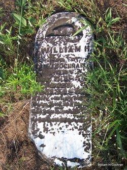 William H Cochran