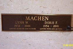 Lynn W Machen