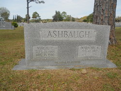 Dorothy Virginia Dot <i>Wachter</i> Ashbaugh