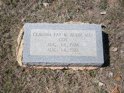 Claudia Fay Cox
