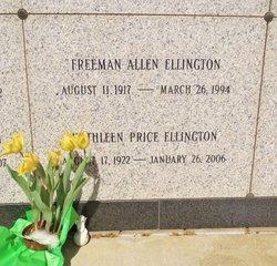 Kathleen <i>Price</i> Ellington
