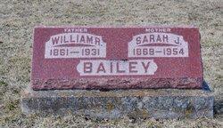 Sarah J <i>Latus</i> Bailey