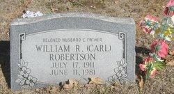 William R Robertson