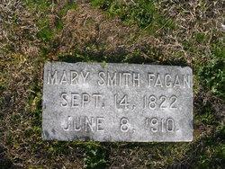 Mary M Molly <i>Smith</i> Fagan