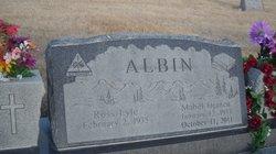 Mabel <i>Ojanen</i> Albin