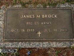 James Milton Brock