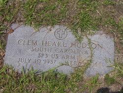 Clem Hearl Hudson