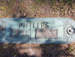 Catherine Elizabeth Bessie <i>Smith</i> Philips