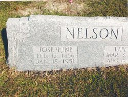 Josephine <i>Baker</i> Nelson