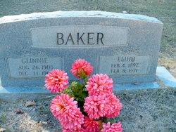Glinnie Etta <i>Stewart</i> Baker