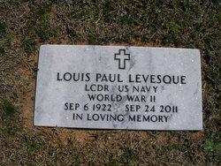 Louis Paul Paul Levesque