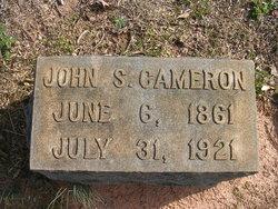 John Sinclair Cameron