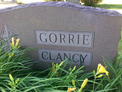 Jane Loftus <i>Gorrie</i> Clancy