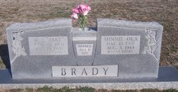 William Jesse Jake Brady