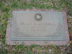 Molly Ruby <i>Winbourn</i> Cockrell