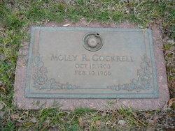 Molly Ruby <i>Winbourn</i> Cockrell