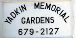 Yadkin Memorial Gardens