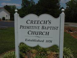 Creech's Primitive Baptist Church Cemetery