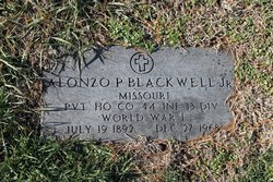 Alonzo Pitts Blackwell