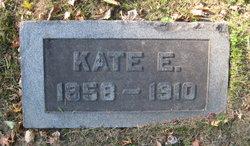Sarah Elizabeth Kate <i>Honey</i> Catherwood