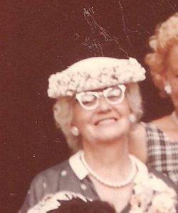 Nellie Lee <i>Emmons</i> Gregory
