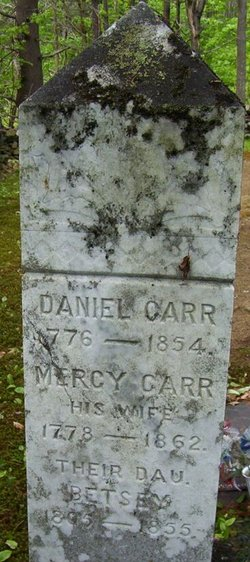 Daniel Carr, Jr