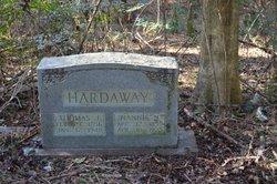 Nannie <i>Jackson</i> Hardaway